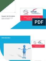 ISTQB Testeur Agile niveau fondation - Cours V1.03