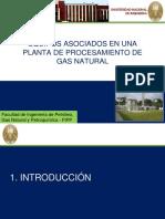 4. Procesos de Gas-Columnas de procesamiento de líquidos