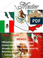 Presentación proceso administrativo México