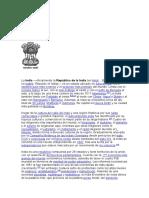 La India.docx