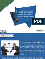Company Profile-Big V Telecom