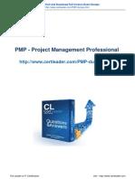 Certleader_PMP_Exam_Questions_Materials