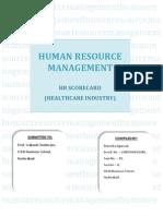 HR Scorecard Mannika 34