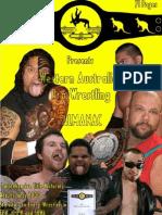 Westside Pro Wrestling - 2010 Almanac