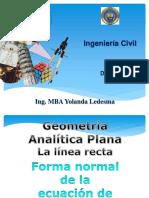 2-+Forma+normal+de+la+ecuacion