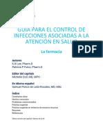 GUIA PARA EL CONTROL DE INFECCIONES ASOCIADAS A LA ATENCION EN SALUD EN FARMACIA
