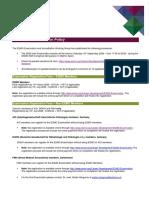 2020-ESMO-Examination-Policy