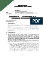 DESESTIMAC  INVEST PRELI- CHALECOS