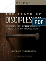 The-Death-of-Discipleship-Primer
