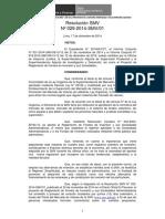 reglamento de fondo de inversion