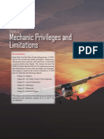 Mechanic Privileges and Limitations