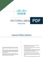 Faris Khan Design System Pattern Library