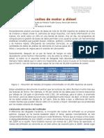 Articulo 3.El cobre y los aceites de motor a diesel