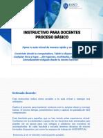 Instructivo Profesor PDF