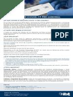 Ibt Group Prevencion Covid