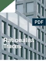 Rationalist Traces (Architectural Design) - Torsten Schmiedeknecht (Editor) & Andrew Peckham (Editor) & Charles Rattray (Editor)