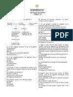 1 Examen parcial. CEPLEC II Tipo 2