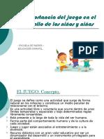 importancia del juego.pdf