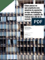 Cómo pensar en qué arquitecto eres mientras te conviertes en uno.pdf