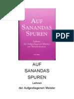Eric Klein - Auf Sanandas Spuren