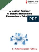 3. Gestión Pública