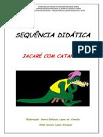 Sequencia JACARE COM CATAPORA 3