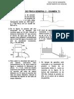 SEMINARIO DE FÍSICA GENERAL 2