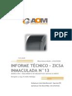 Informe 13 Zicsa Inmaculada-Scoop 17.01.2020