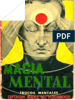 José Ketzelman - Magia Mental