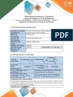 Guía y Rubrica de Evaluación - Fase 4 - Implementar Sistema de Gestión Ambiental (2)