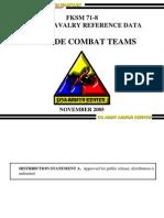 Fksm 71 8 Bct Armor Cav Ref Data Nov 2005