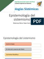 1-1 Epistemologia Sistema