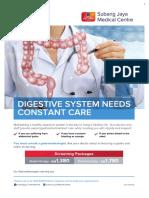 Digestive Health - 21 June 2020