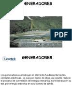 Generadores. Conceptos (1)