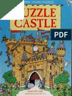 Usborne Young Puzzle - Castle