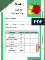 5to Grado - Diagnóstico.pdf