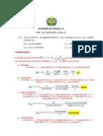 RESOLUÇÃO DA ATIVIDADE DE FIXAÇÃO -MAT I_13