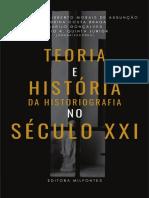 Teoria e Historia Da Historiografia No Seculo XXI