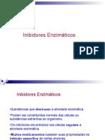 INIBIDORES ENZIMATICOS