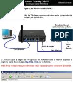 DIR-600 Procedimentos Para Configuracao Wireless