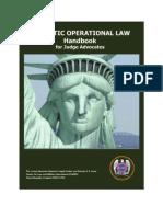 Domestic Law Handbook (2009)