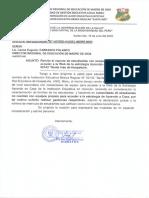 REPORTE DE ESTUDIANTES CON NECESIDEDES DE EQUIPO.