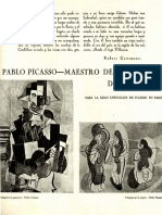 mujeres y picasso