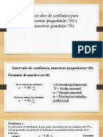 bioestadistica intervalos