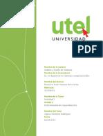 Analisis y diseño de sistemas Actividad 2