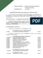 BMP nº 018-DA-SMov-2020, de 19 de junho de 2020
