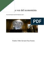 Diario La Voz Del Economista Pablo Parra