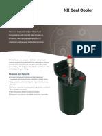 seal oil cooler