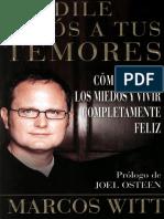 Marcos Witt - Dile Adios A Tus Temores.pdf