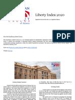 Liberty Index 2020